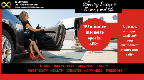 Copy of TRANSFORM YOUR DREAMS INTO REALITY -PROSPERITY- HEALTH- WEALTH - HAPPINESS - FREEDOM